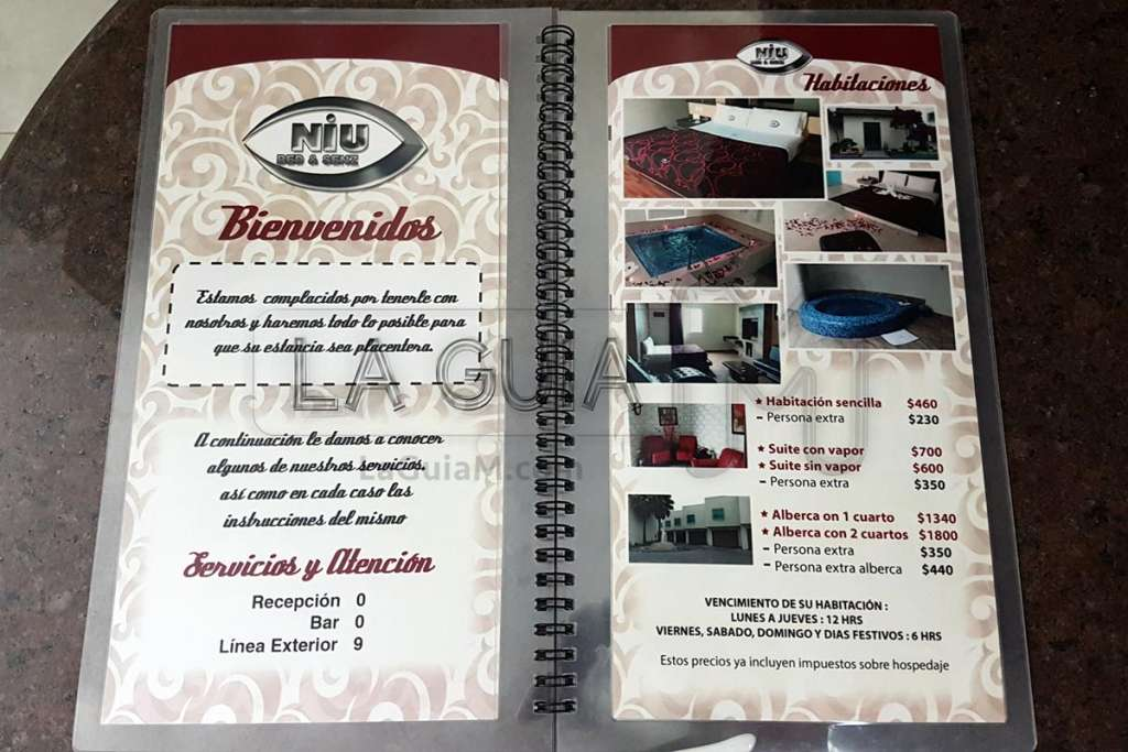 Motel NIU Bed & Senz
